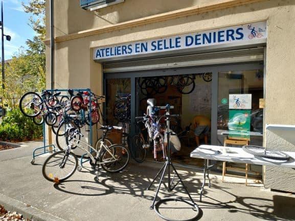 atelier vélo participatif en selle deniers